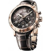 Breguet Transatlantique Type XXI Flyback Or rose 3810BR/92/9ZU
