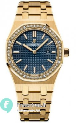 Replique Audemars Piguet Dame Royal Oak QUARTZ 67651BA.ZZ.1261BA.02