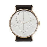 Nomos Glashutte Lambda Or rose Hommes 930