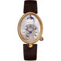 Replique Breguet Reine de Naples Power Reserve & Moonphase Or jaune 8908BA/52/864.D00D