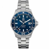 Réplique Tag Heuer Aquaracer 300m Calibre 5 montre automatique WAN2111.BA0822