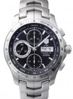 Replique Tag Heuer Link Automatic Chronograph Day-Date CJF211A.BA
