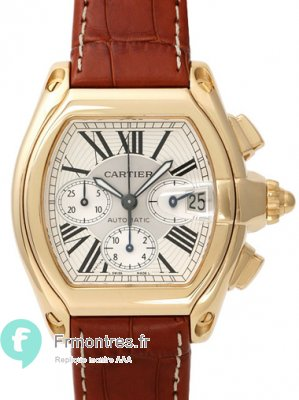 Réplique Cartier Roadster Chronograph Montre W62021Y3