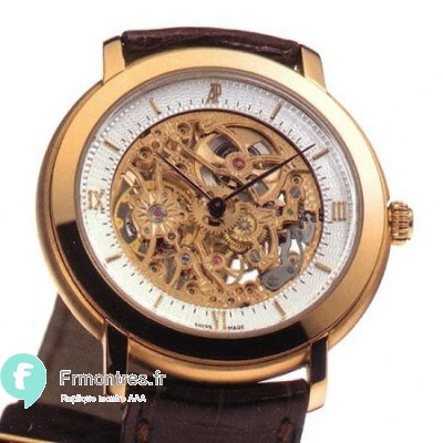 Replique Audemars Piguet Jules Audemars Skeleton 15058OR.OO.A067CR.01