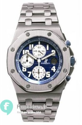 Replique Audemars Piguet Royal Oak Offshore Chronographe 25721ST.OO.1000ST.09.A