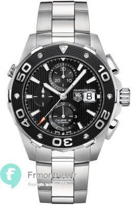 Replique TAG Heuer Aquaracer 500M Calibre 16 Chronographe caj2110.ba0872