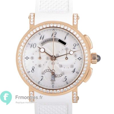 Replique Breguet Marine Or rose 8828BR/5D/586.DD00