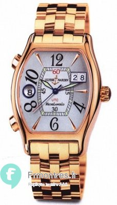 Replique Ulysse Nardin Michelangelo UTC Dual Time 226-68-8/582