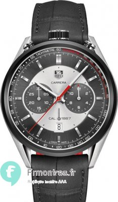 Replique Tag Heuer Carrera 1887 Jack Heuer edition CAR2C11.FC6327