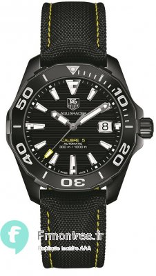 Replique Tag Heuer Aquaracer 300M Calibre 5 41 mm WAY218A.FC6362