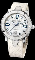 Replique Ulysse Nardin Marine Collection Lady Diver 8103-101-3/00