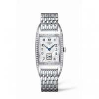 Replique Longines BelleArti 24.6 Diamant Montre Femme L2.501.0.83.6