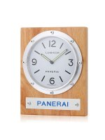 Replique Panerai Luminor Horloge murale Pure Color Wood Mounting with