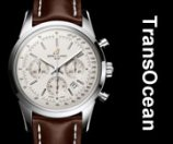 Breitling transocean montres