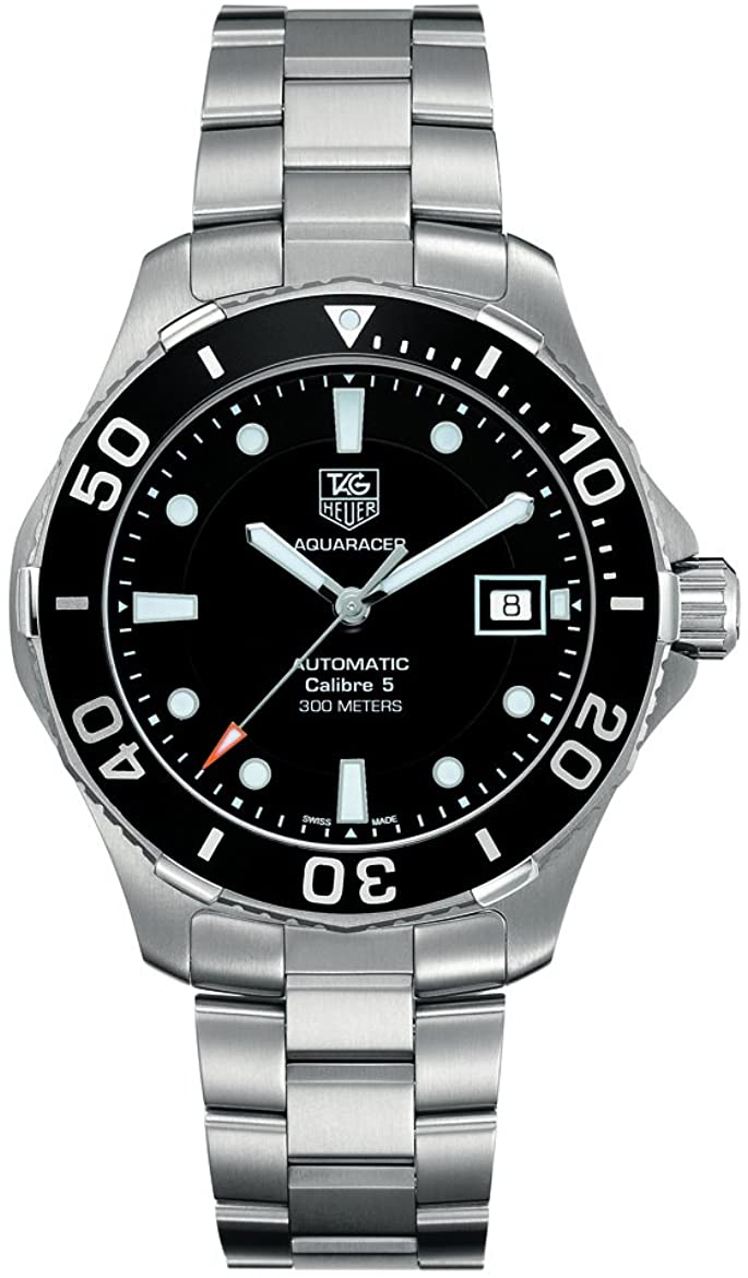 Replique Tag Heuer Aquaracer Calibre 5 300m montre automatique WAN2110.BA0822