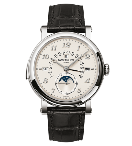 Replique Patek Philippe Gret Complication Minute Repeater 5213G-001